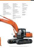 HYDRAULIC EXCAVATOR - Hitachi Construction Machinery - Page 3