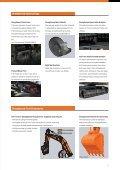 HYDRAULIC EXCAVATOR - Hitachi Construction Machinery - Page 5