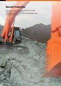 HYDRAULIC EXCAVATOR - Hitachi Construction Machinery - Page 6