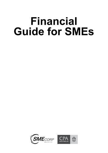 Financial Guide for SMEs - SME Corporation Malaysia