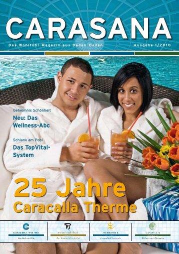 Magazin Nr. 1/2010 - Das Wetter in Baden-Baden