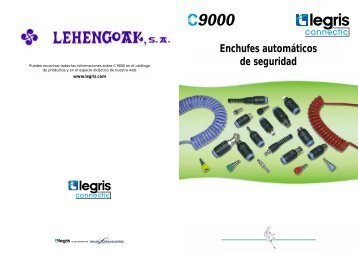 Enchufes automáticos de seguridad - Lehengoak