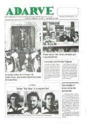 Aldeas - Periódico Adarve