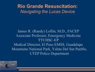 Rio Grande Resuscitation: - Gathering of Eagles