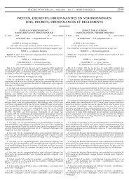 Programmawet van 29 maart 2012 - Centrale Raad voor het ...