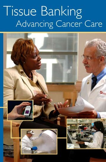 tissue-banking booklet - Dana-Farber Cancer Institute