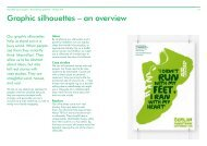 Our silhouettes - Macmillan Cancer Support