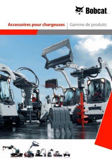 Accessoires pour chargeuses - Applications services