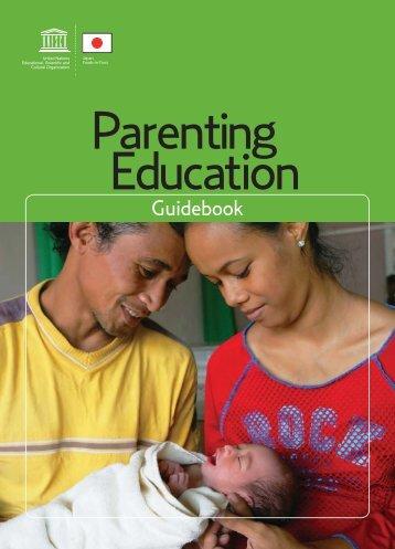 Parenting education: guidebook; 2011