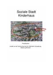 projektarbeit_inkl_anhang - Begegnungszentrum Sprickmannstraße ...