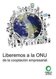 Liberemos a la ONU de la cooptación empresarial