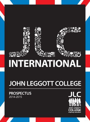 Download a copy of our international prospectus 2014-15