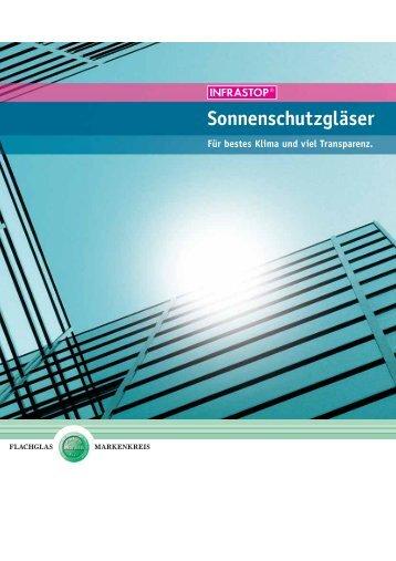 Glasklare Gründe für INFRASTOP - ISO-Fensterbau GmbH