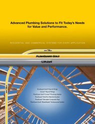 Advanced Plumbing Solutions to Fit Today's Needs ... - CBP Magazine