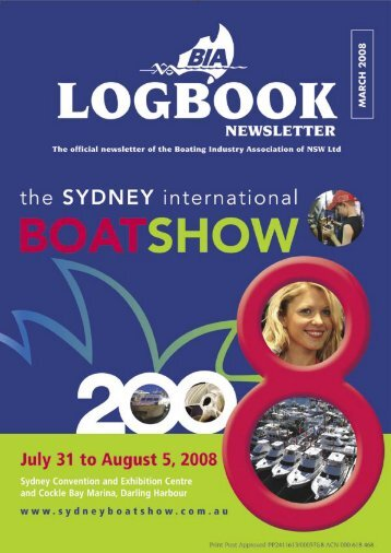 March 2008 - Boating Industry Association of NSW
