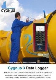 Cygnus 3 Data Logger
