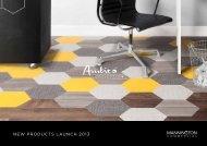 Amtico New Products 2013 - Mannington