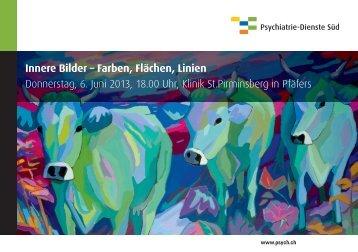 Innere Bilder – Farben, Flächen, Linien Donnerstag, 6. Juni 2013 ...