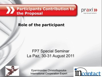 participation highlights