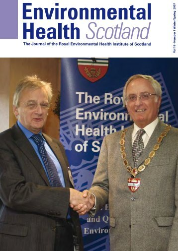 Download REHIS Journal 19/1 (Spring 2007) - The Royal ...