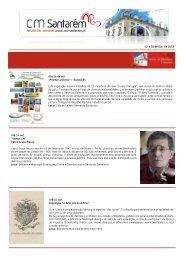 Newsletter_22 a 28 de outubro 2012.pdf - Câmara Municipal de ...