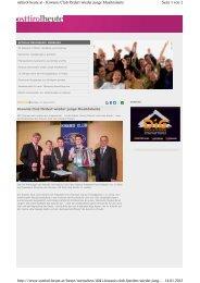 Seite 1 von 2 osttirol-heute.at - Kiwanis Club fördert wieder junge ...