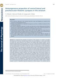pages 257-272, 2013 - Anatomical Neuropharmacology Unit ...