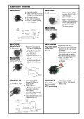 The MAC motor. AC-servo motor with integrated ... - agenzia ing. pini - Page 5