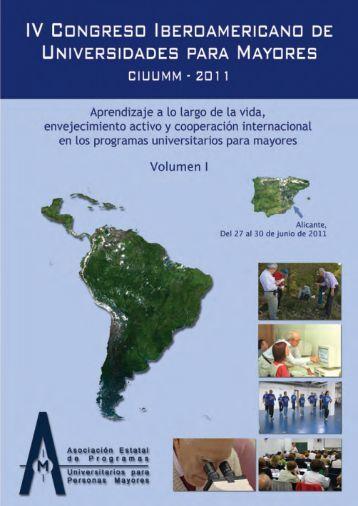 iv congreso iberoamericano de universidades para mayores ...