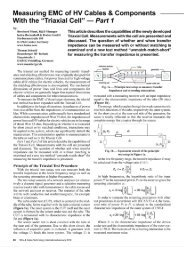 """With the """"Triaxial Cell"""" — Part 1 - Bedea Berkenhoff & Drebes GmbH"""