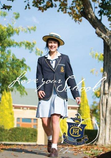 Prospectus - Mount Carmel College