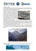 Gîte refuge de La Julianne Tél : (33) - Edytem - Page 5