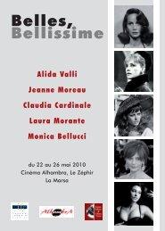 Belles, Bellissime - Institut culturel italien de Tunis