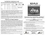 Instructions - EZ FLO-sp-final.p65