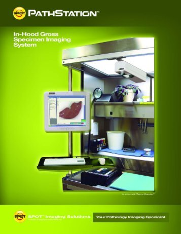 PathStation General Brochure - SPOT Imaging Solutions