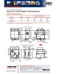 USG Series DT-8300 Digital Thermometers - PEC-KC.com - Page 2