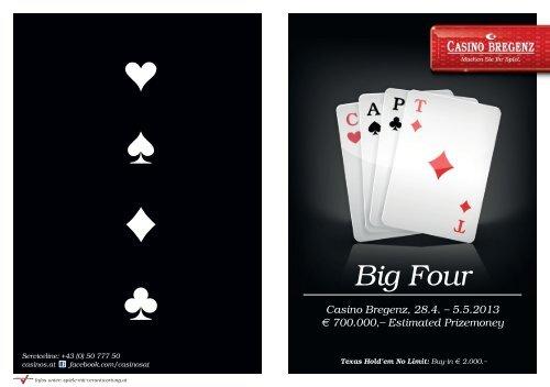 Pokerturniere Osterreich