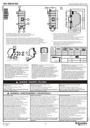 SR3 MBU01BD - Schneider Electric