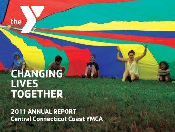 YCCC 2011AnlRpt - Central Connecticut Coast YMCA