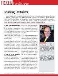 Mining Returns - 123Jump