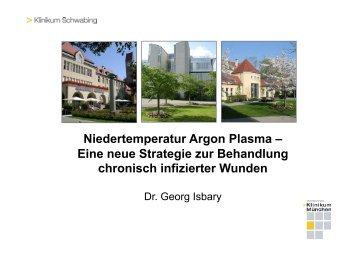 Niedertemperatur Argon Plasma - Max-Planck-Institut für ...
