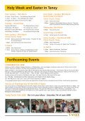 Dates for your diary Holy Week and Easter in Taney Holy Week and ... - Page 2