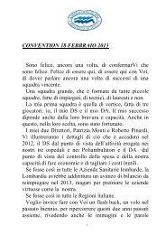 Intervento Direttore Generale, Mauro Lovisari