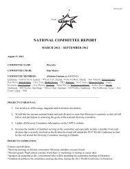 Diversity Committee - benefits!