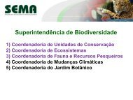 Superintendência de Biodiversidade
