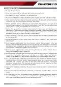 ZE-NC3811D - Zenec - Page 3