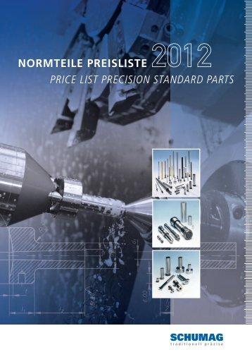 10.1_lay_NT Preisliste 2012.indd - Schumag AG