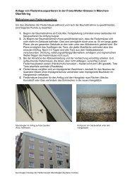 Fledermaus-Ersatzquartier - LBV-München
