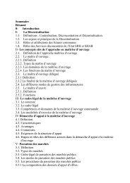 La Décentralisation 1.1. Définitions - ACT - Advanced ...