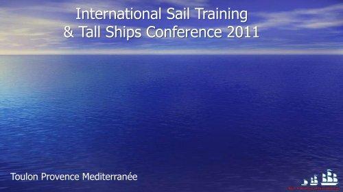 Opening Plenary - Sail Training International